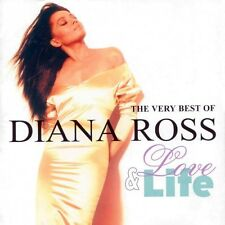 CD Diana Ross- the very best of love e life 724353664220