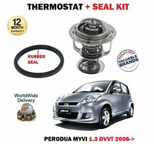 FOR PERODUA MYVI 1.3 DVVT 2006--  THERMOSTAT KIT WITH RUBBER SEAL GASKET