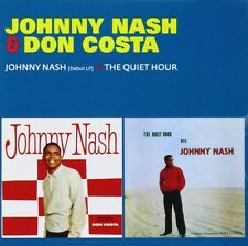 Johnny Nash & Don Co - Johnny Nash + the Quiet Hour [New CD] Spain - Import