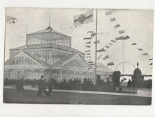 New Winter Gardens Great Yarmouth 1904 Postcard 727a