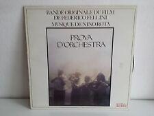 BO Film OST Prova d orchestra NINO ROTA 60541