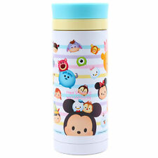DISNEY TSUM TSUM 350ML STAINLESS STEEL VACUUM FLASK WARM BOTTLE TTV9655
