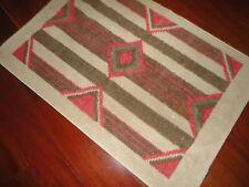 RALPH LAUREN SOUTHWESTERN HAND TOWEL MAT BROWN TAN GREEN RED SOUTHWESTERN 20X29