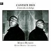 CANTATE DEO (A DUE TENORI) NEW & SEALED