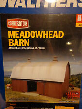 Walthers Cornerstone HO #3330 Old Barn Building kit