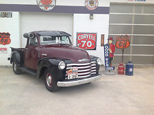 1951 Chevrolet Other Pickups 5 window 1/2 ton short box