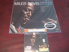 MILES DAVIS KIND OF BLUE CLASSIC RECORDS 200 Gram LP + JAPAN REPLICA OBI CD SET