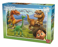 99 Piece Childrens Kids Jigsaw Puzzle Toy  - The Good Dinosaur Movie 05294A