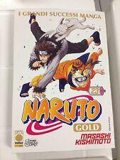 MANGA NARUTO GOLD N.23 - MASASHI KISHIMOTO - NUOVO DA MAGAZZINO