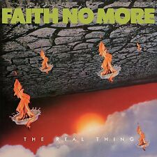 FAITH NO MORE - THE REAL THING: DELUXE EDITION 2CD ALBUM SET (June 8th 2015)