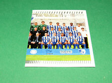 N°81 EQUIPE TEAM PART 2 GRENOBLE FOOT 38  PANINI FOOT 2009 FOOTBALL 2008-2009