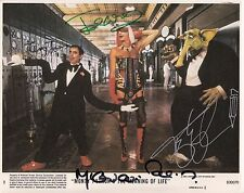 """MONTY PYTHON """"THE MEANING OF LIFE"""" FRONT OF HOUSE STILL COLOUR PHOTO CARD"""