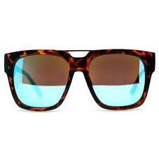 "NEW QUAY X CHRISSPY Tortoise/Blue ""MILA"" Sunglasses - SALE"