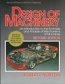 Design of Machinery (McGraw-Hill Series in Mechanical Engineering)