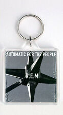 REM - AUTOMATIC FOR THE PEOPLE LP COVER KEYRING LLAVERO