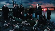 POSTER I SOPRANO THE SOPRANOS TONY JAMES GANDOLFINI MAFIA SERIE TV SERIES FOTO 5
