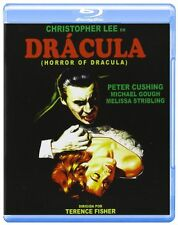 DRACULA **Blu Ray B** Peter Cushing, Christopher Lee  ENGLISCH