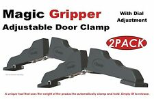 1 PAIR MAGIC GRIPPER DOOR CLAMP BRAND NEW VERSION