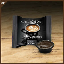 100 Capsule Caffè Borbone Don Carlo Miscela Nera compatibile Lavazza a Modo Mio