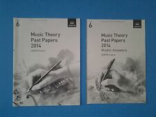 ABRSM Exam Grade 6 Music Theory Past Papers and Model Answers 2014