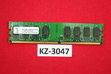 ORIGINALE 2gb 800 MHz pc2-6400u ddr2 pc6400 desktop non ecc #kz-3047