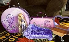 Bratz Envogue Doll Cases And Chloe Space Angel Popstar & Furniture