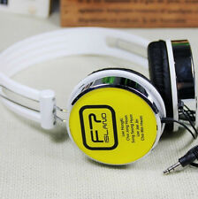 FTISLAND F.T.Island KPOP YELLOW EARPHONES HEADPHONES TYPE-C NEW