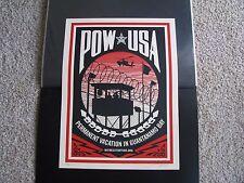SHEPARD FAIREY - POW USA - FAIREY