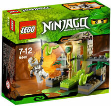 LEGO NINJAGO 9440 VENOMARI SHRINE with ZANE MISB new