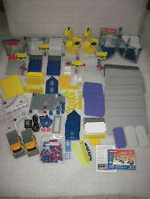 Huge Lot ROKENBOK Construction Building Set Control Pads Vehicles See Video