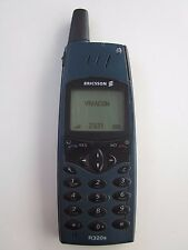 Ericsson R320s - Green (Unlocked) Cellular Phone