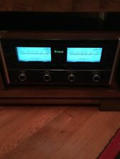 McIntosh MC7270 Amplifier Serviced W/ Original Paperwork