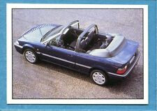 AUTO 2000 - SL - Figurina-Sticker n. 99 - ROVER 216 CABRIO -New
