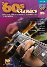 Guitar Play-Along 60s Sixties Classics Learn Play Animals Chuck Berry Music DVD