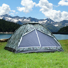 Ultra-Light Hunting Camping Hiking Backpacking Camouflage Large Light Tent