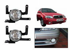 Maruti Esteem Type-3 Fog lamps Bumper lights Pair (Left+Right) -free shipping