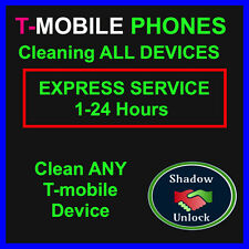 T-Mobile USA CLEANING SERVICE for ALL iPhone & Android all devices