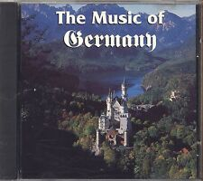 The music of Germany - CD NEAR MINT CONDITION