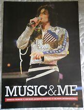 "MICHAEL JACKSON  - ""MUSIC & ME"" PROGRAMME MJ NEWS INTERNATIONAL 2003"