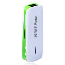 Portable Mini 150Mbps 3G WIFI Mobile Wireless Router Hotspot 1800mAh Powerbank
