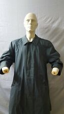 AQUASCUTUM OF LONDON TRENCH COAT JACKET GIUBBINO GIUBBOTTO GIACCA TG 46 D801