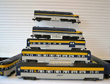 AMERICAN FLYER S SCALE 6-48102 CHESAPEAKE & OHIO PA-1 AA DIESEL SET BY LIONEL