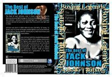 THE BEST OF JACK JOHNSON BOXING DVD BRAND NEW SEALED