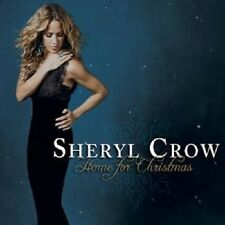 "SHERYL CROW ""HOME FOR CHRISTMAS"" CD NEU"