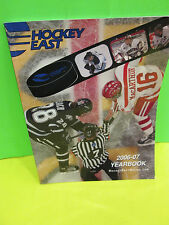 NCAA- HOCKEY EAST 2006-07 YEARBOOK