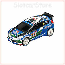 "Carrera Go 61242 Ford Fiesta RS WRC ""Ford World Rally Team 2012"" nº 4 1:43"
