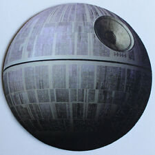 Star Wars inspired Death star Round mouse pad mouse mat computer mouse pad