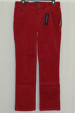 CHAPS Cords NEW 2S Ladies Pants NWT Womens 2 Short Bottoms Ralph Lauren 2S 2P XS