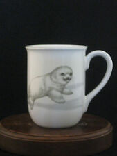 "Otagiri OMC Gibson Greeting Cards ""Baby seal"" Mug Made in Japan"