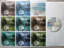 PIERRE PORTE ‎– A Musical Picture LP Pulp Flavor Recordings ‎– DD025LP